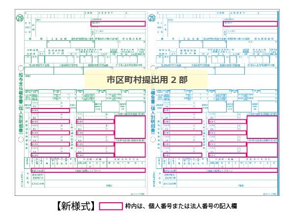 平成28年用源泉徴収票 - ミモザショップ